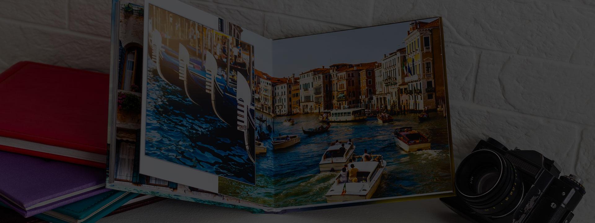ENRICH YOUR PHOTO BOOK